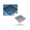Bomar Aluminum Framed Hatch Screen