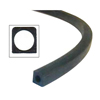 WEFCO Square Hollow Rubber Gasket