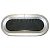 Bomar 2000 Series Extruded Oval Opening Portlight
