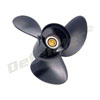 Tohatsu / Nissan OEM Replacement Aluminum Propeller (3T5B645270)